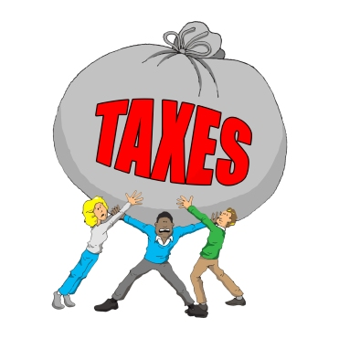 partnership taxes