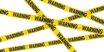 iStock warning